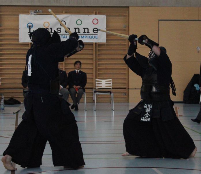 Kendo SM 2012 Lausanne